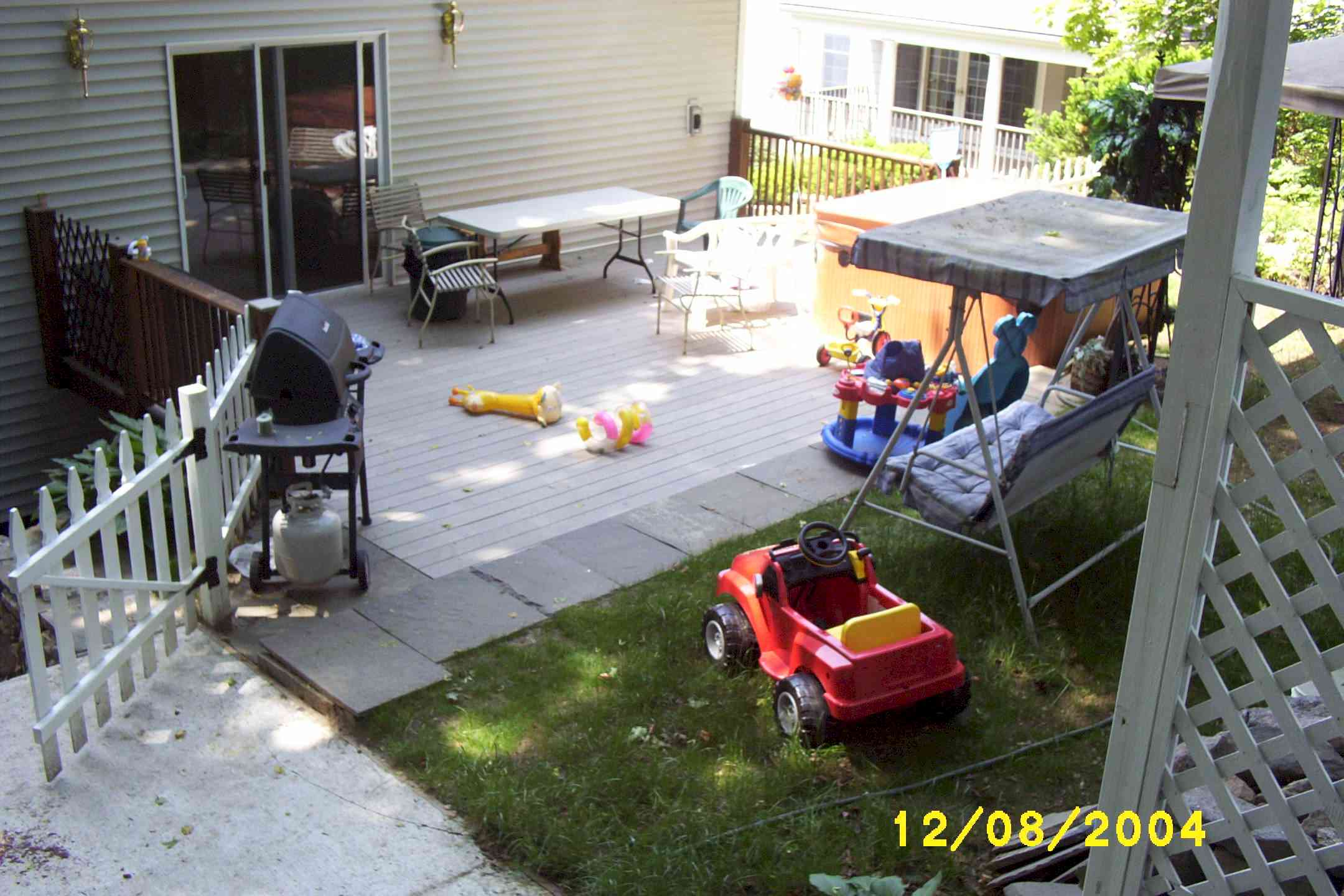 Deck & Patio - Norwalk- Greenwich