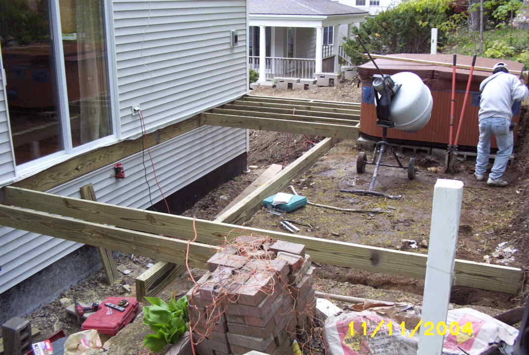 Deck & Patio - Fairfield -Darien