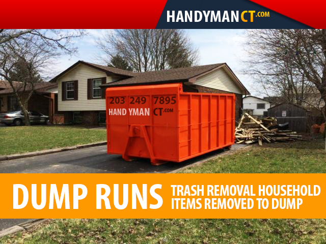 dump runs Fairfield Stamford Norwalk darien